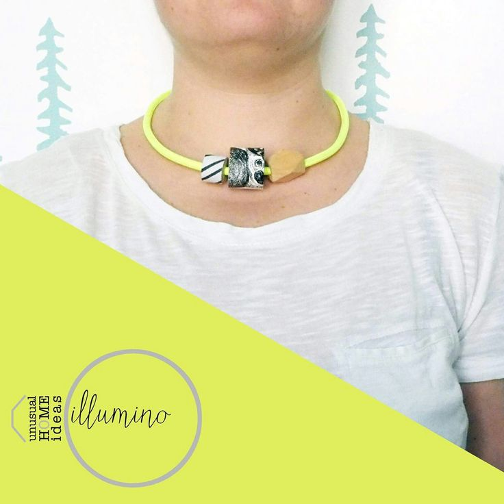 Fluo Monkey choker! What else???