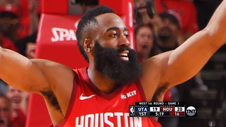 Utah Jazz vs. Houston Rockets – Spiel 1 – Höhepunkte des Spiels | 2019 NBA … …   – Basketball Pictures