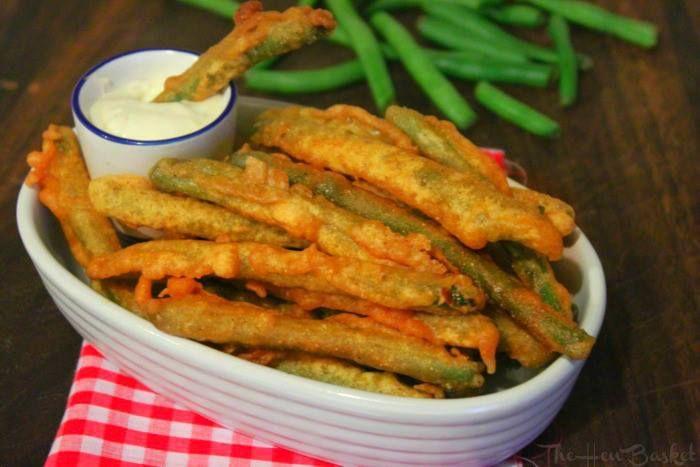 25 B 228 Sta Id 233 Erna Om Deep Fried Green Beans P 229 Pinterest