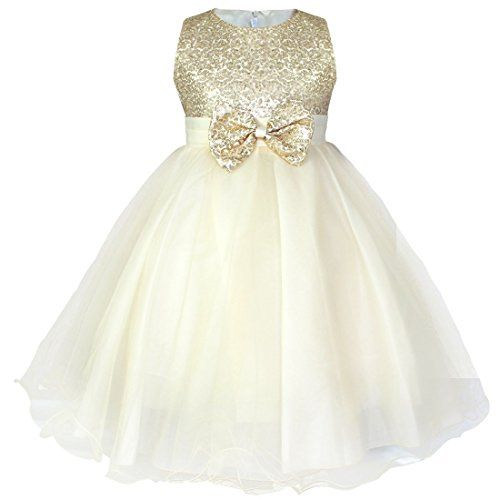 YiZYiF Little Girls' Sequined Wedding Party Princess Tulle Dress Champagne 5-6 YiZYiF http://www.amazon.com/dp/B0143WCGIY/ref=cm_sw_r_pi_dp_s3bNwb10TV0EE