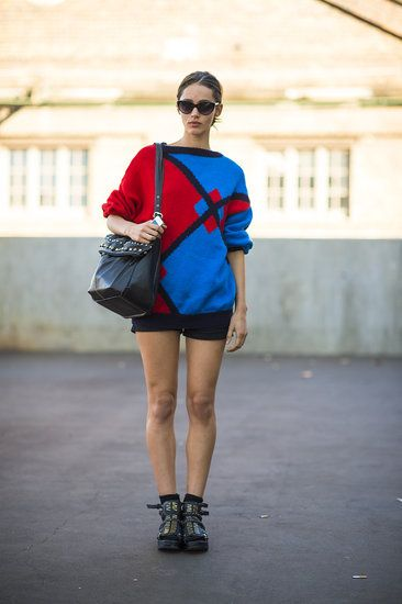 Going graphic in Sydney #streetstyle