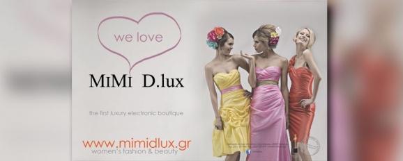 MIMI D.LUX  i love wedding