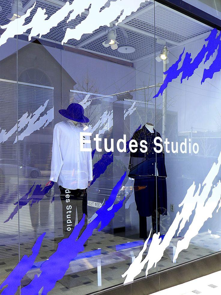 Bonsoir Paris - Etudes Studio Pop Up Store for BEAKER, Seoul.