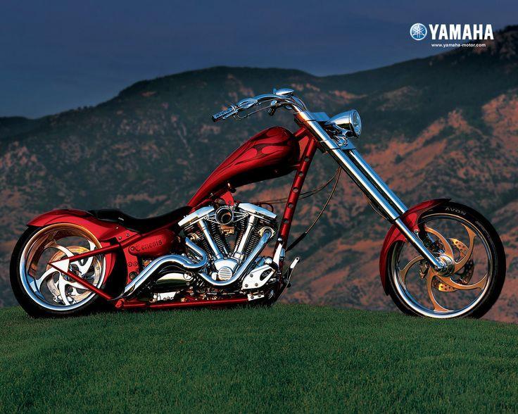 choppers   YAMAHA CHOPPER - Motorcycles Wallpaper (17268240) - Fanpop fanclubs