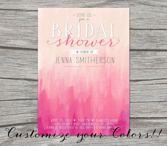 139 best Bridal shower ideas images on Pinterest Tiffany party - printable bridal shower invites