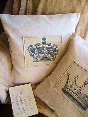 para los reyes de la casa.-