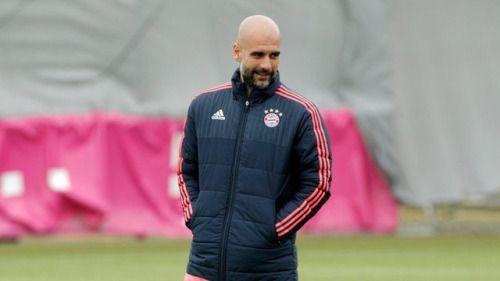 Bayern Munich coach Pep Guardiola eyes Champions League legacy... #ChampionsLeague: Bayern Munich coach Pep Guardiola… #ChampionsLeague