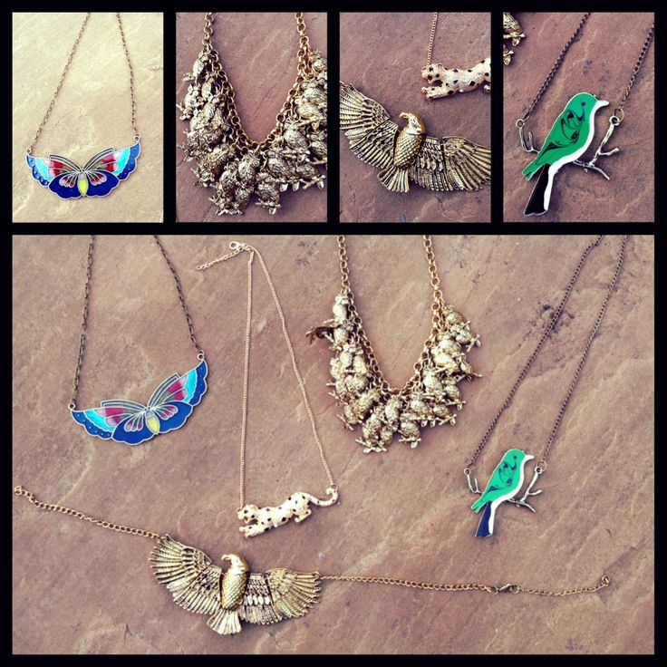 The Birds and the Bees jewellery, TIQUE