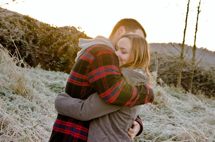 Engagement Photography, Abbotsford Frost Photo Session