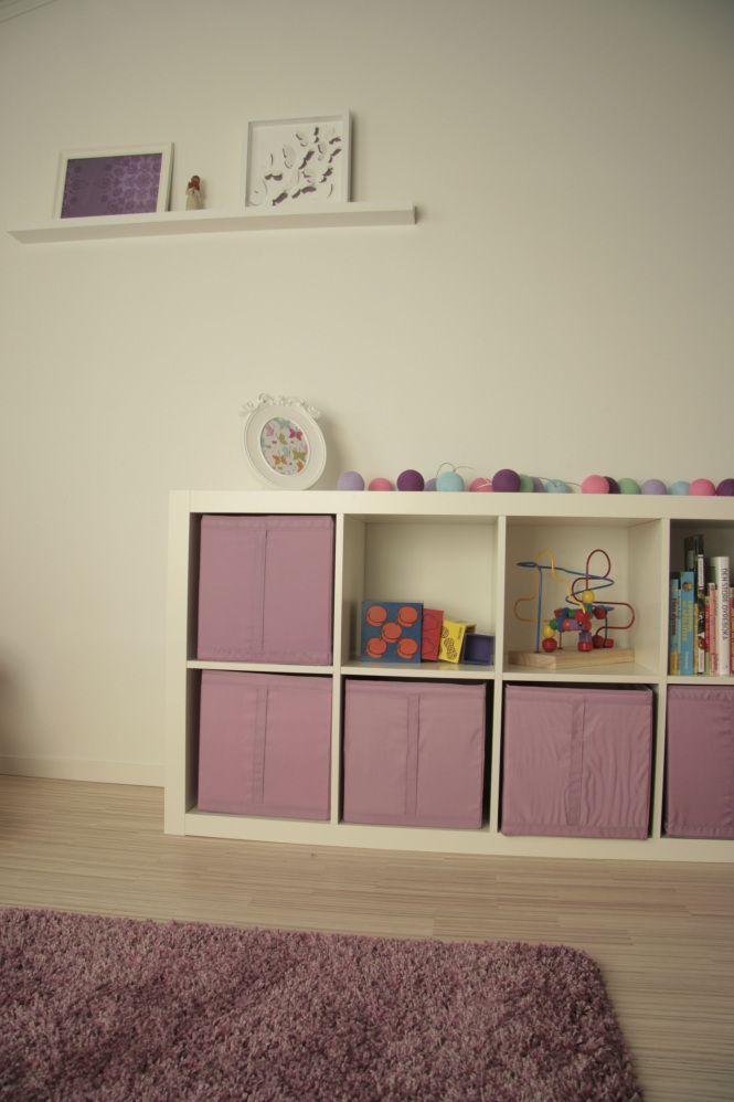 Girl's room - nursery Delightful chatter