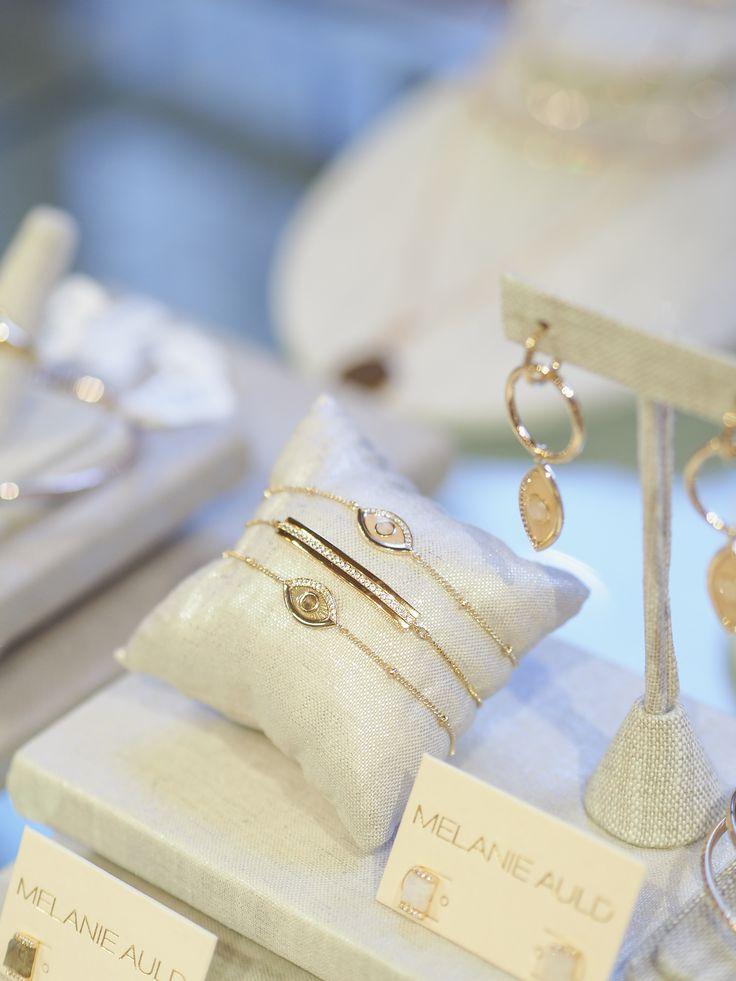 Shine   #evileye #boho #bracelet #gold #precious #love