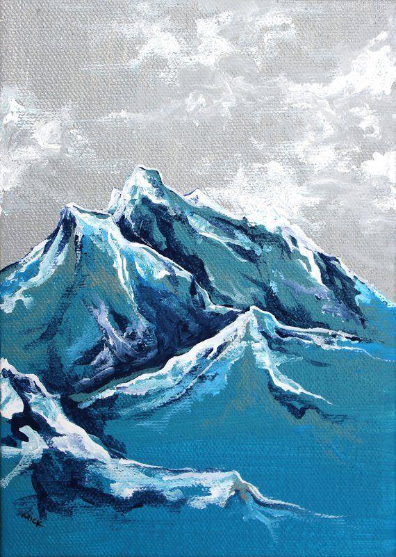 Acryl Giessen Paint Kiss Feather Fluid Art Tutorial Von Olga Soby Von Smart Ar Acrylicart R In 2020 Mountain Painting Acrylic Mountain Paintings Acrylic Art Print