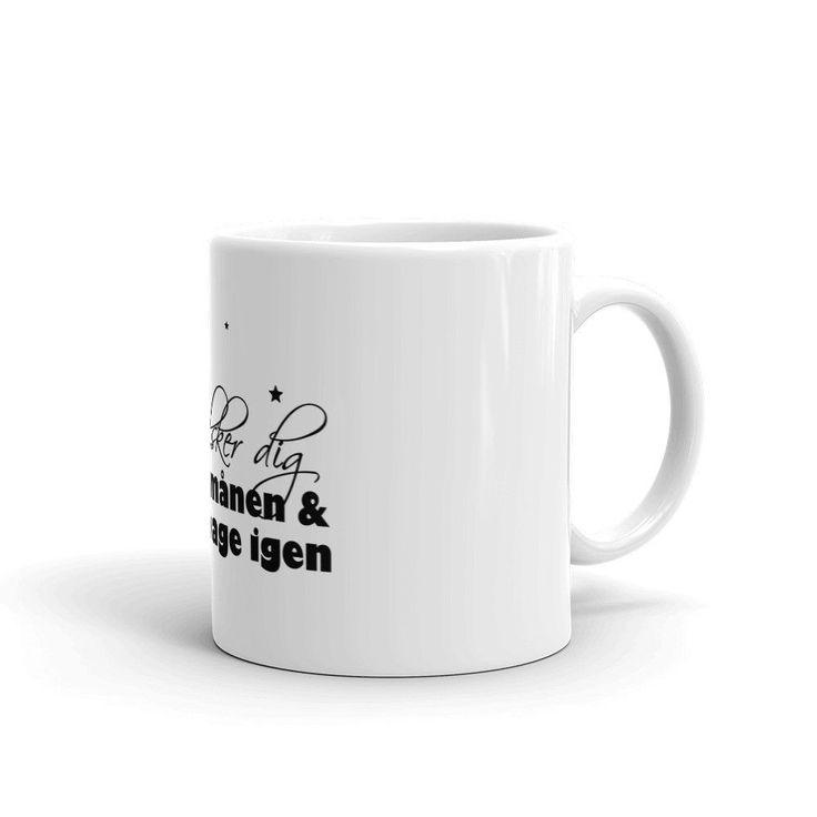 Jeg Elsker Dig Mug