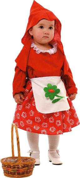 Mejores 76 im genes de disfraces para bebes en pinterest - Disfraz bebe caperucita roja ...