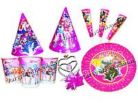 Феи Винкс  #theme_parties #celebration #party #winx #children's_holiday #birthday #products_for_celebration #party_stuff #клуб_винкс #товары_для_праздника #тематические_вечеринки #день_рождения #товары_феи_винкс