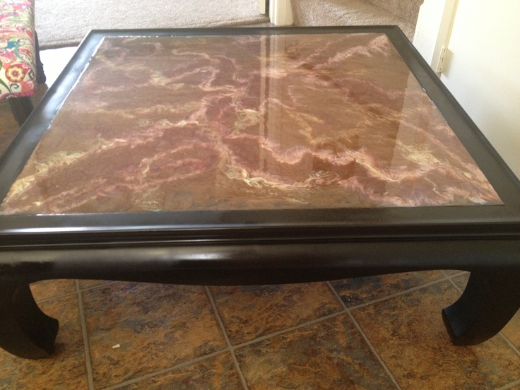Refurbished Wood Table With Epoxy Www Countertopepoxy Com