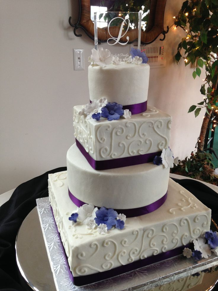 square 4 tier wedding cakes 95 best images about wedding cakes on 20343