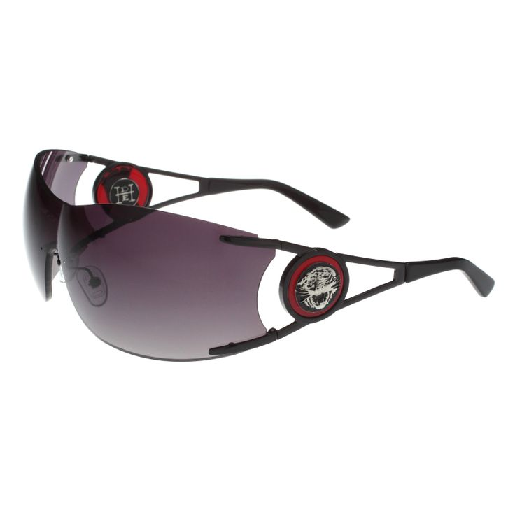Ed Hardy EHT-912 Sunglasses – Black