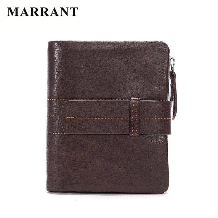 Cheap wallet new, Buy Quality holder case directly from China wallet handmade Suppliers: MARRANT New Arrive Wallets Men's Genuine Leather Vintage Wallets Casua High Quality Solid Fashion Men Wallets and Card Holder