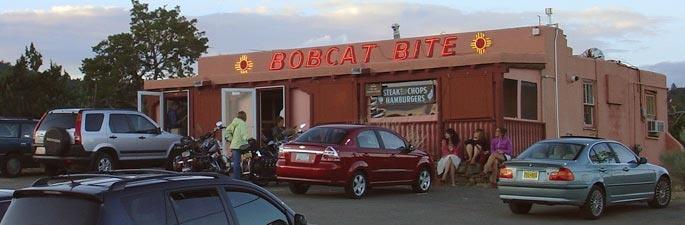 Bobcat Bite, Santa Fe, New Mexico - Best Hamburger EVER