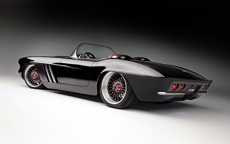 Chevrolet Corvette 1962 C1 RS by Roadster Shop
