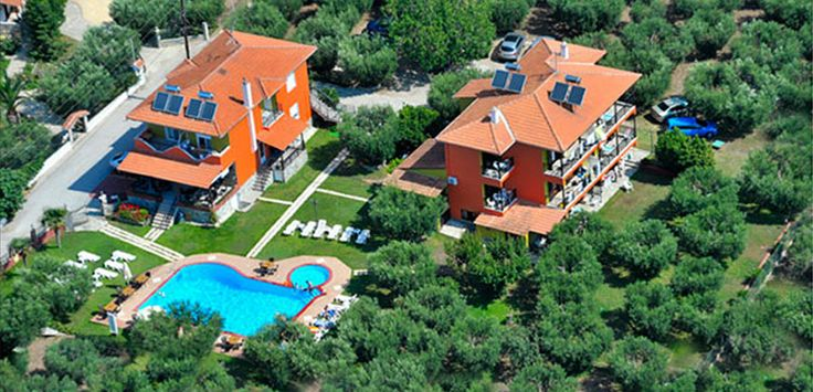 Sunday Resort, Studios - Apartments Gerakini Halkidiki | gohalkidiki.com Greece