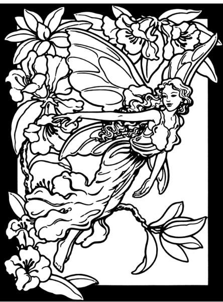 137 best Flower Fairies to color images on Pinterest Coloring
