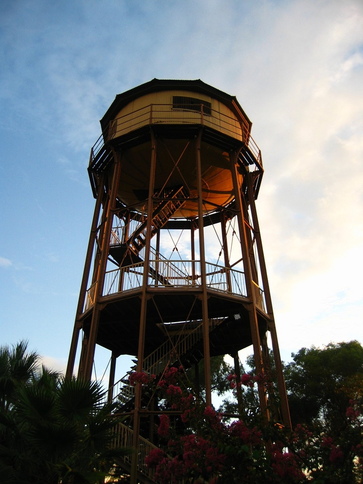 Water Tower at Port Augusta