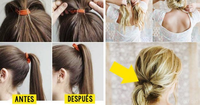 10 Increíbles trucos para tener un cabello perfecto que todas las chicas más perezosas querrán conocer - rolloid
