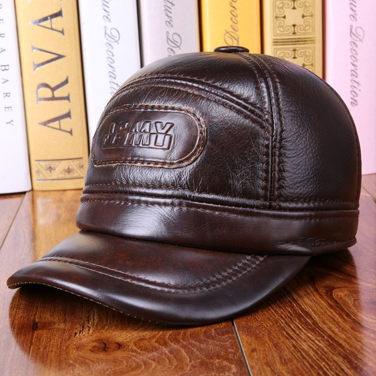 $19.99 (Buy here: https://alitems.com/g/1e8d114494ebda23ff8b16525dc3e8/?i=5&ulp=https%3A%2F%2Fwww.aliexpress.com%2Fitem%2FGenuine-leather-hat-male-the-elderly-autumn-and-winter-cowhide-baseball-ear-cap-casual-cap-B%2F32642867735.html ) Genuine leather hat male the elderly autumn and winter cowhide baseball ear cap casual cap  B-0594 for just $19.99