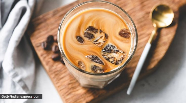 Enjoy your favourite iced mocha with this easy tiktok