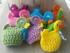 Image result for Easter Egg Cover Crochet Patterns Free