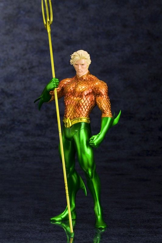 Aquaman The New 52 1/10 DC Comics ARTFX+ PVC Statue 19 cm