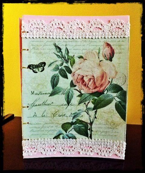 Pink Rose - http://paintynotes.ro/pink-rose/