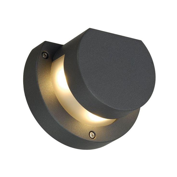 SLV Kyklop LED Outdoor Wall Light