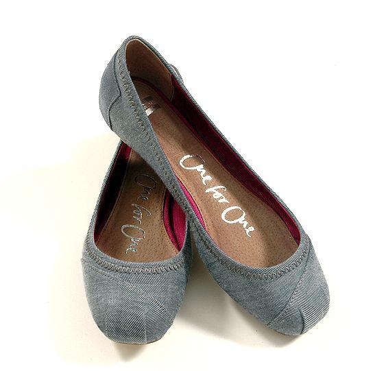 TOMS Katia Ballet Flats...: Points Shoes, Toms Ballet Flats, Fashion Styles, Tom Shoes, Katia Ballet, Toms Flats, Toms Shoes, Ballet Shoes, Toms Katia