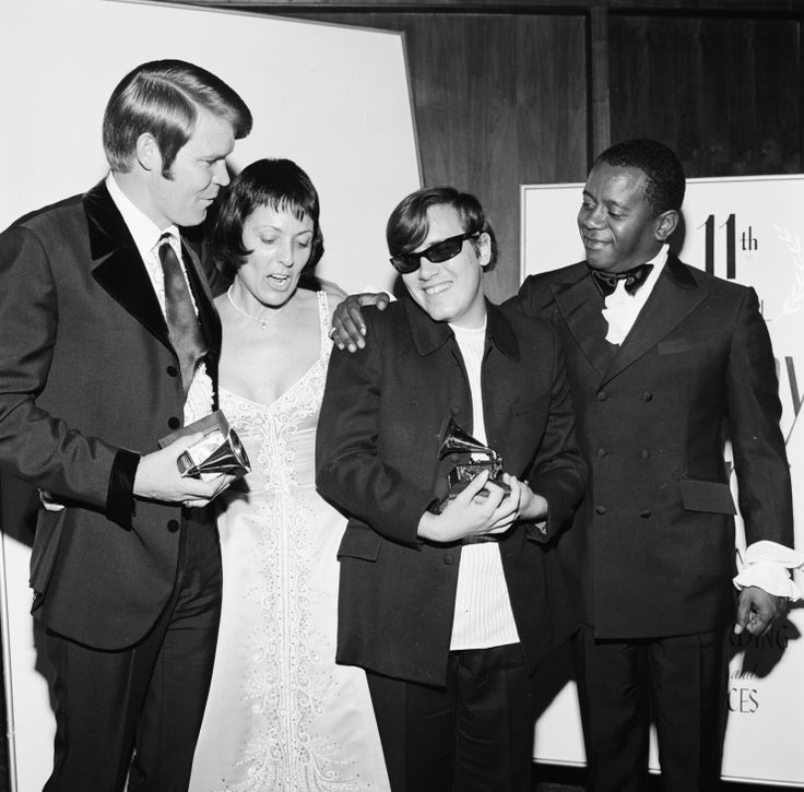 Record Of The Year Mrs. Robinson Album Of The Year By The Time I Get To Phoenix Song Of The Year Little Green Apples Best New Artist Of The Year Jose Feliciano