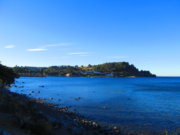 Playa II. Puerto Varas, Chile