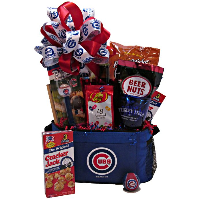 80 best sports theme baskets images on pinterest original gifts basketworks chicago gift baskets holiday and baby gift baskets negle Gallery