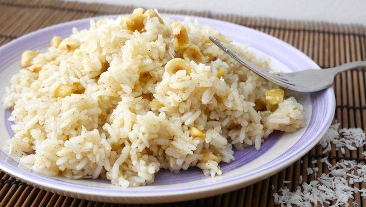 Ottimo primo piatto vegetariano molto speziato e profumato.