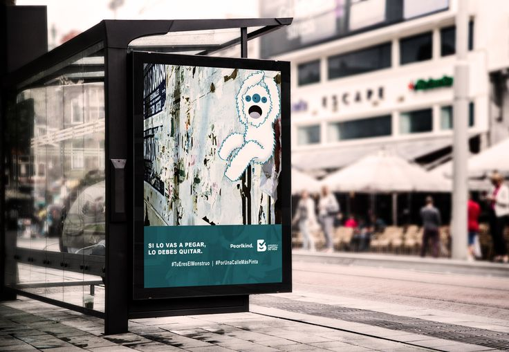 Echa un vistazo a mi proyecto @Behance: \u201cContaminación visual | Publicity Design\u201d https://www.behance.net/gallery/55014763/Contaminacion-visual-Publicity-Design