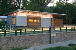 "TrailerWrap - After: Modified Mobile Homes While they have seen considerable improvements in durability, energy-efficiency and, arguably, aesthetic values, mobile homes do not enjoy a favorable reputation in the housing development community. Yet this type of home has been called ""America's largest source of unsubsidized affordable housing."" New thinking has been focused on renewing this pervasive housing model by exploring the possibilities of renovating aging and deteriorated mobile homes."