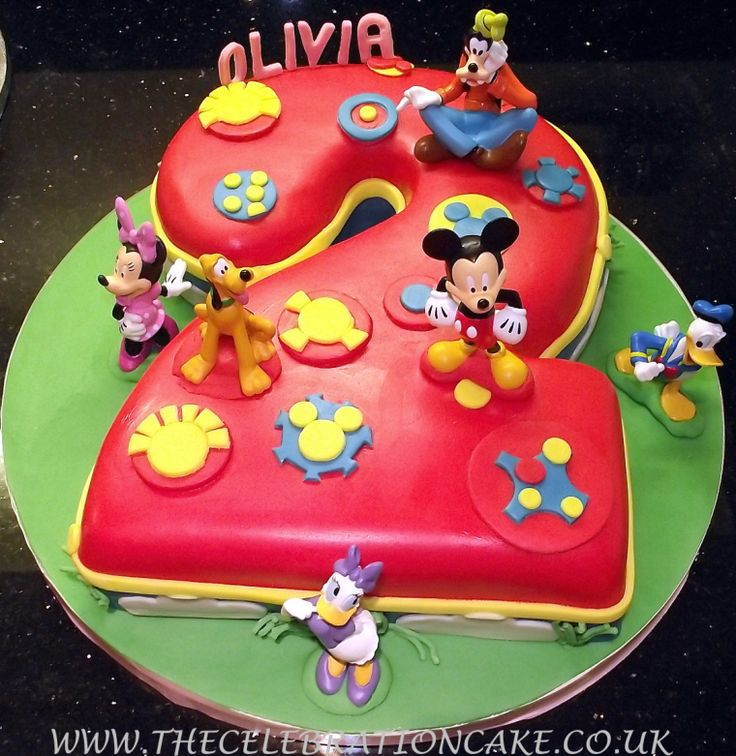Specialised Celebration Cakes - Girl's Birthday Cakes