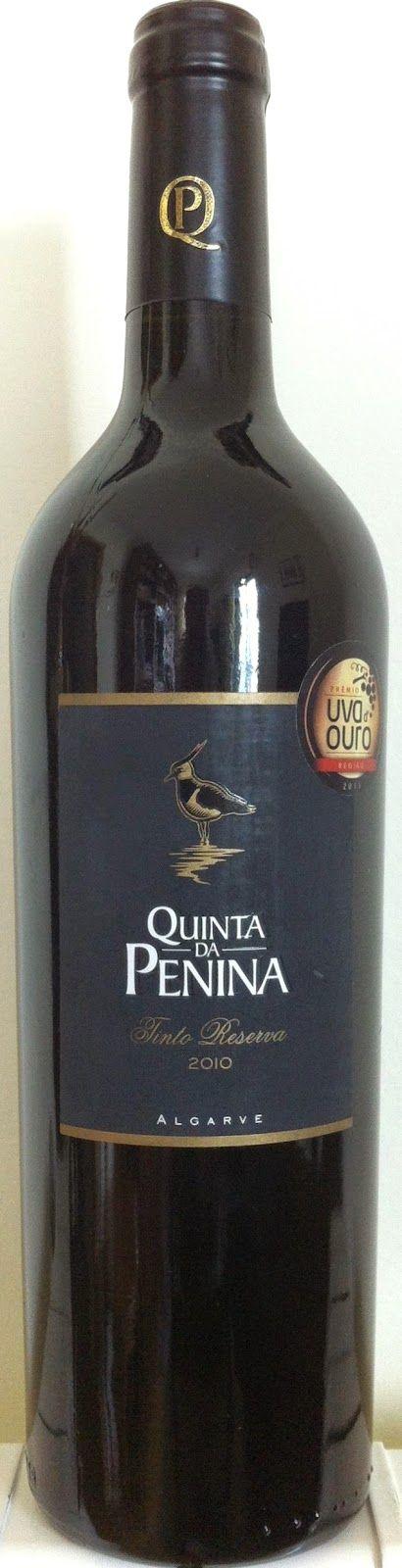 Vinho Quinta da Penina, Reserve 2012 - Algarve - Portugal