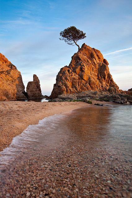 Mar Menuda, Tossa de Mar ..(Spain)