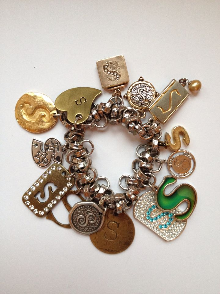 22 best accessorize me images on pinterest i love me for Jewelry box with initials