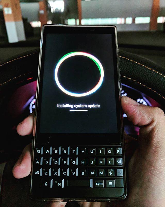 inst10 #ReGram @z10_dtek60: #blackberrykey2 #blackberry