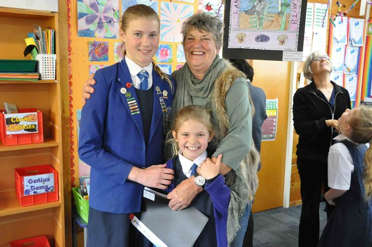Saint Kentigern :: Girls' School Grandparents' Day 2017