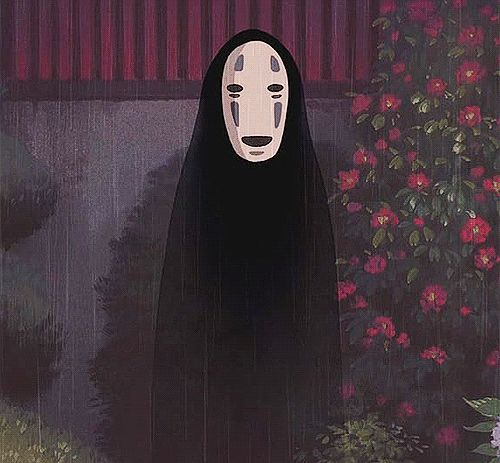 "Which Character From ""Spirited Away"" Is Your Kindred Spirit? You got: No Face! You're wandering around in life, observing the world going by. You're a bit timid, a bit withdrawn from society, but you're OK with that. You have a small, but close circle of people who just get you. In this life, that's all you really need."