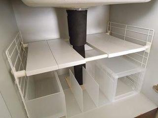 無印良品 洗面台下